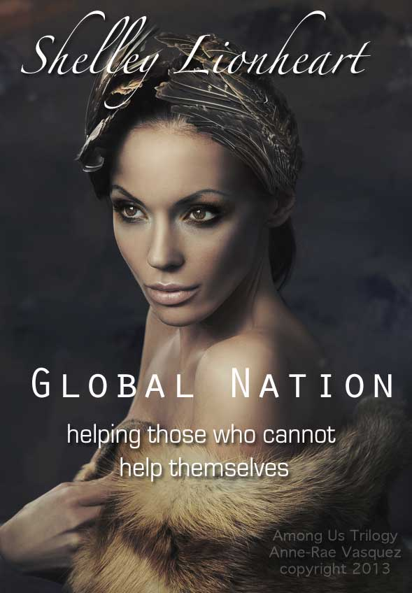 Shelley Lionheart, Director of Global Nation