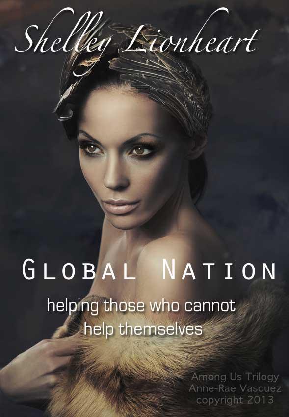 Shelley Lionheart, Director of Global Nation