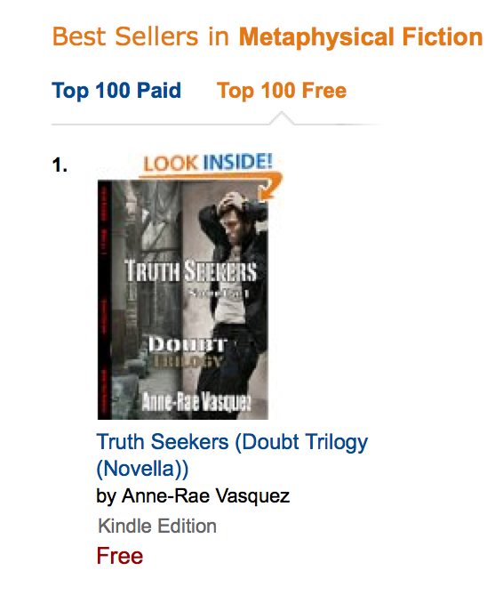 #1 Amazon Best Seller List - Truth Seekers