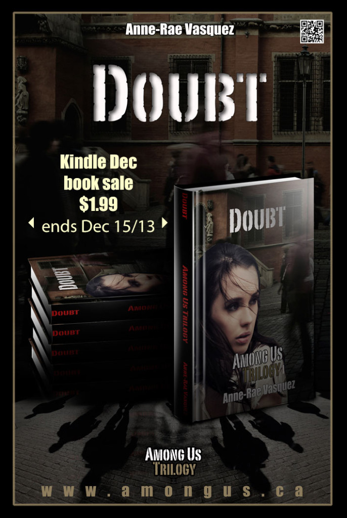 Doubt Kindle promotion