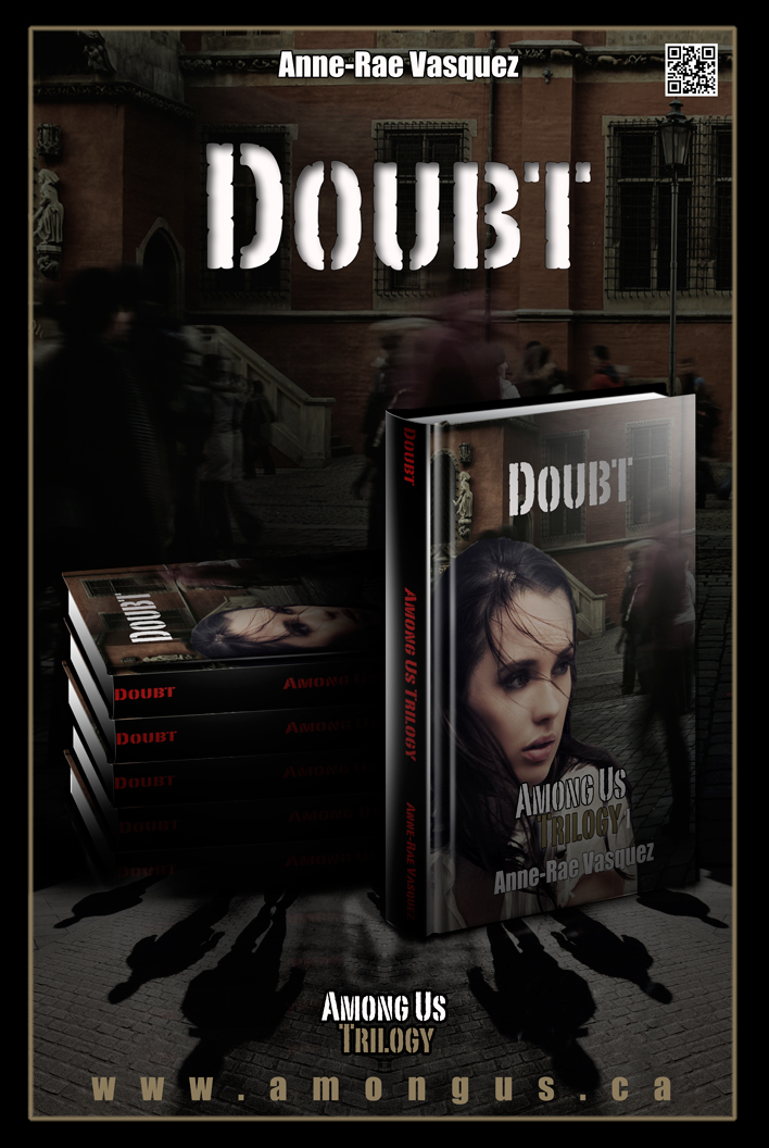 Poster reveal - Doubt Among Us Trilogy