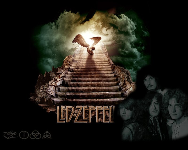 Led Zeppelin by EarlyWinter666