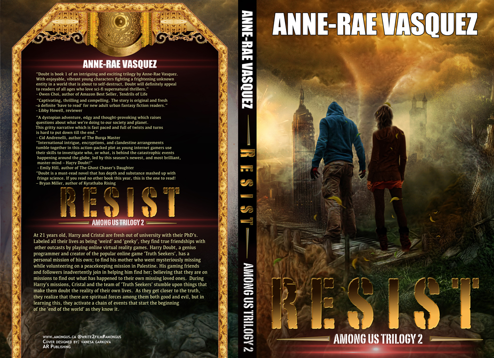 Book Cover Making Contest ~ Update winner chosen book cover design contest for resist