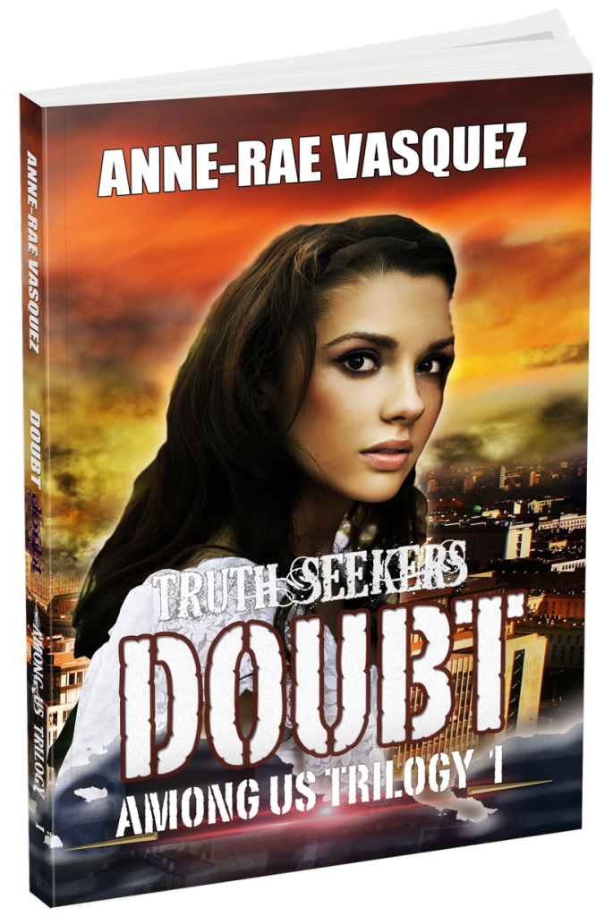 Doubt, book 1 of Among Us Trilogy NEW