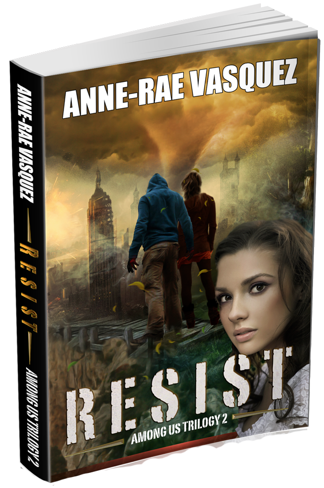 Resist book 2 of Among Us Trilogy