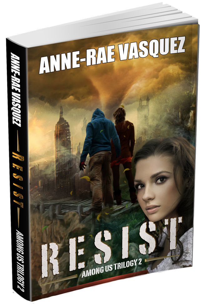 Resist, Among Us Trilogy book 2