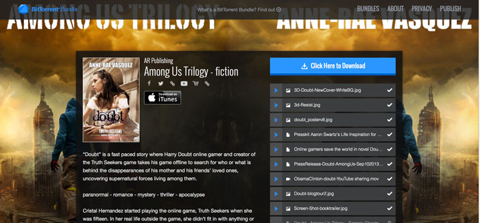 Among Us Trilogy releases Bit Torrent Bundle