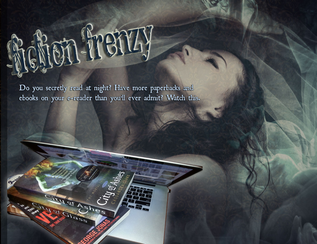 Fiction Frenzy - VLog Youtube channel for YOLO authors