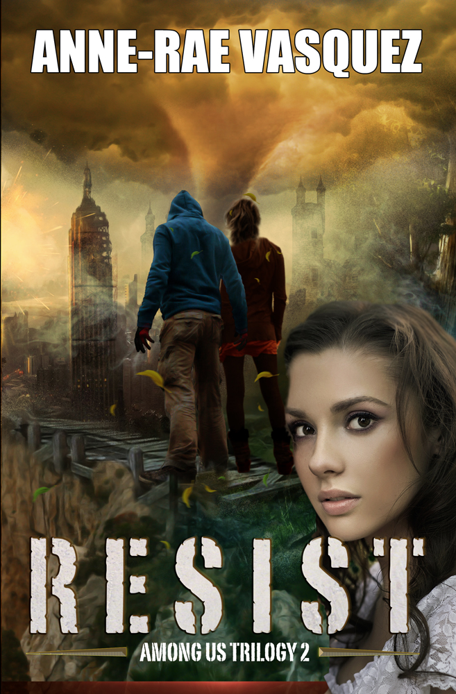 RESIST - book 2 of Among Us Trilogy