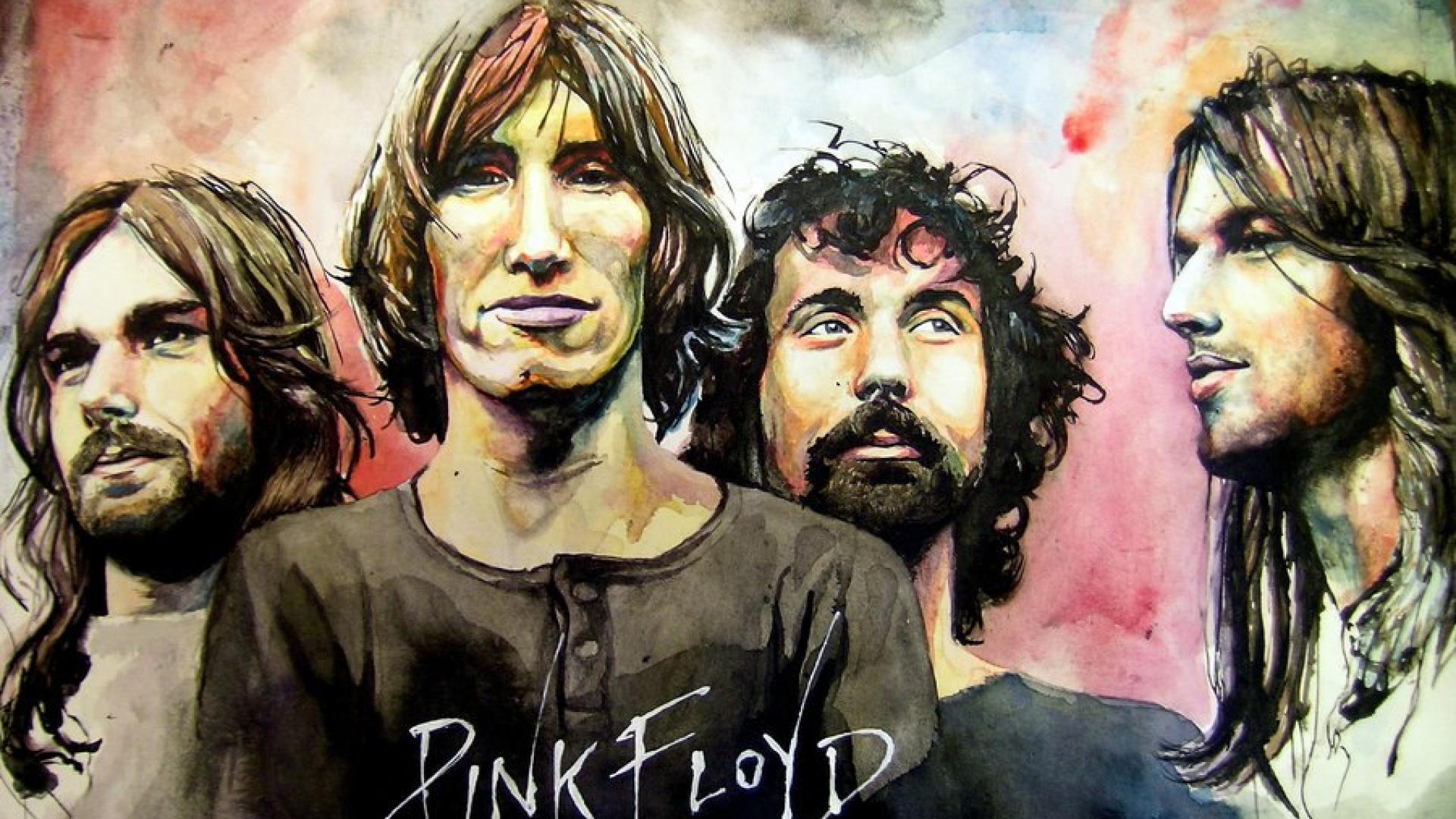 Pink Floyd - honorary Truth Seekers